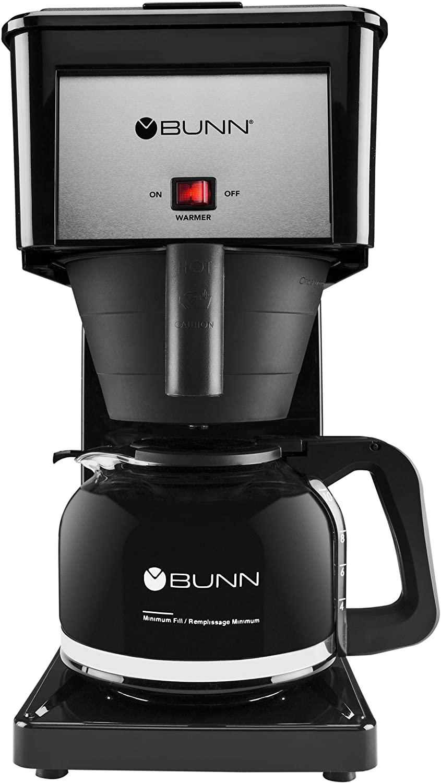 BUNN GRB Velocity Plastic Free Coffee Maker
