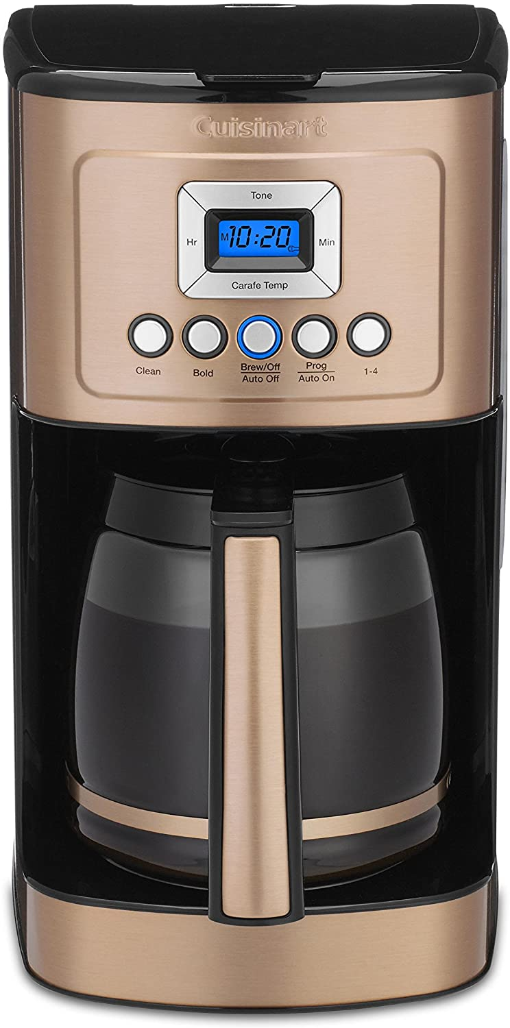 Cuisinart DCC-3200CP Perfectemp BPA Free Coffee Maker
