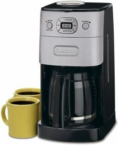 Cuisinart DGB-625BC Coffee Maker with Grinder