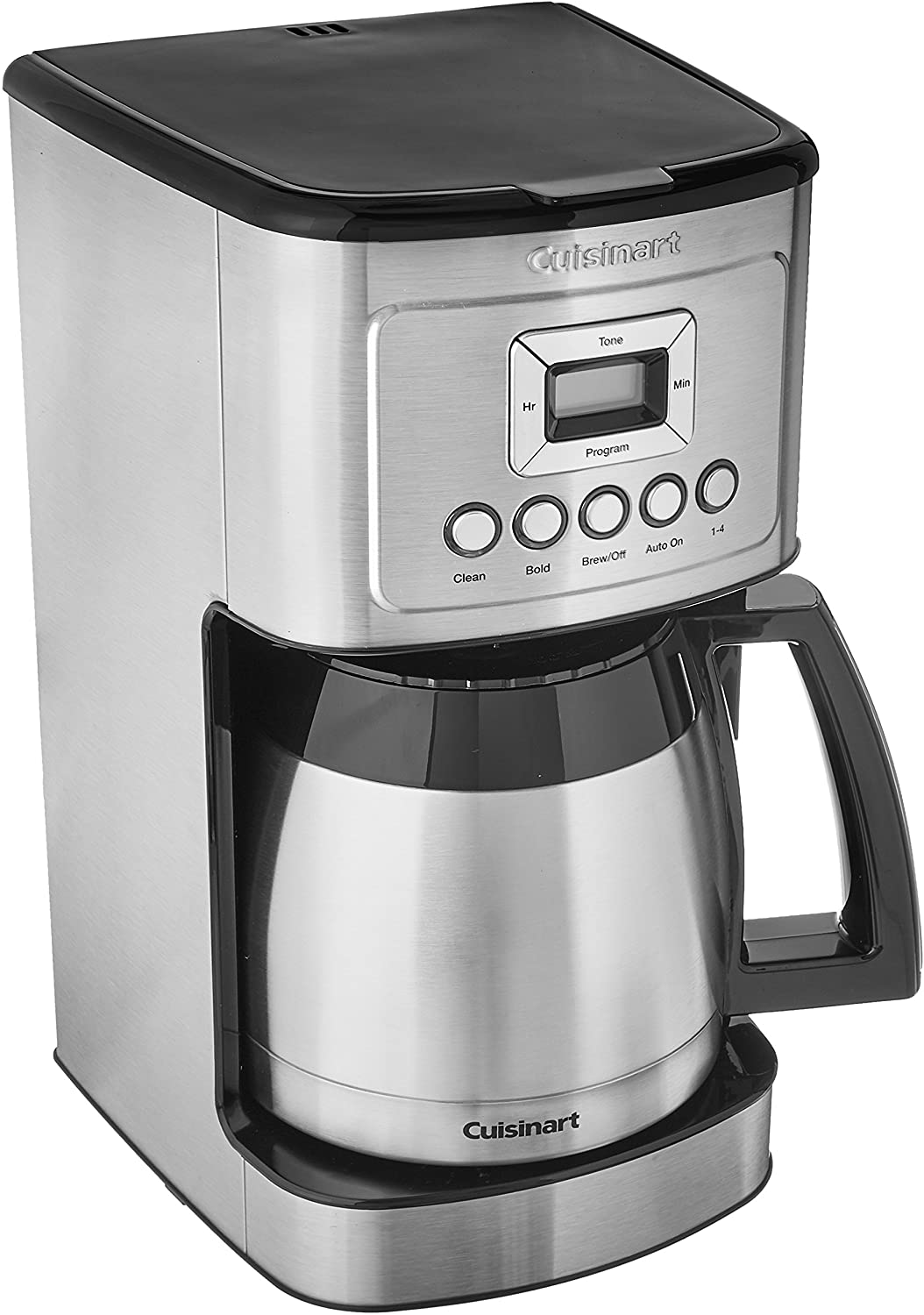 Cuisinart Stainless Steel Thermal Plastic free Coffeemaker