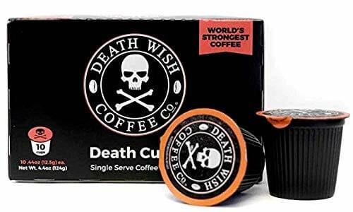 Death Wish Coffee Single Serve Capsules