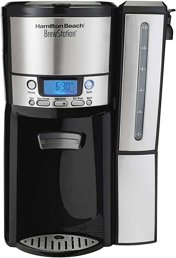 Hamilton Beach 48464 BPA Free Coffee Maker