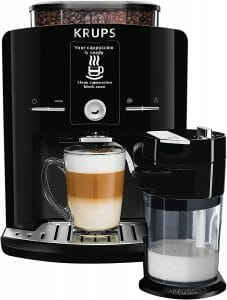 KRUPS EA8298 Cappuccino Maker with Grinder