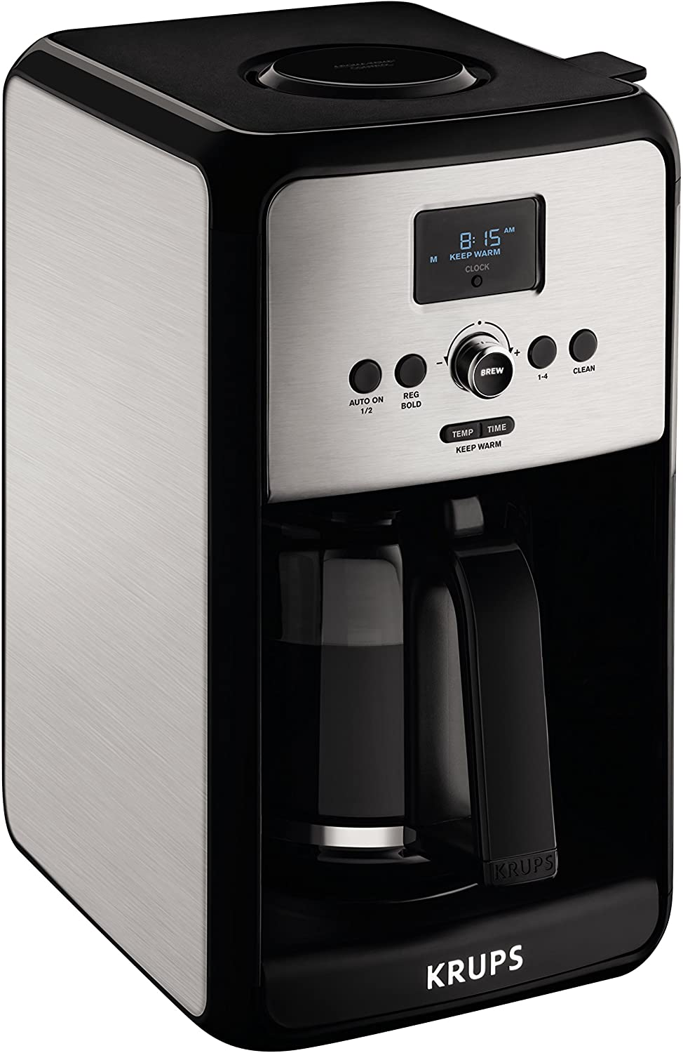 KRUPS EC314 German Coffee Maker