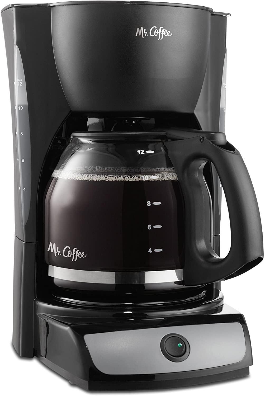 Mr. Coffee CG13-RB 12-Cup Switch Coffeemaker