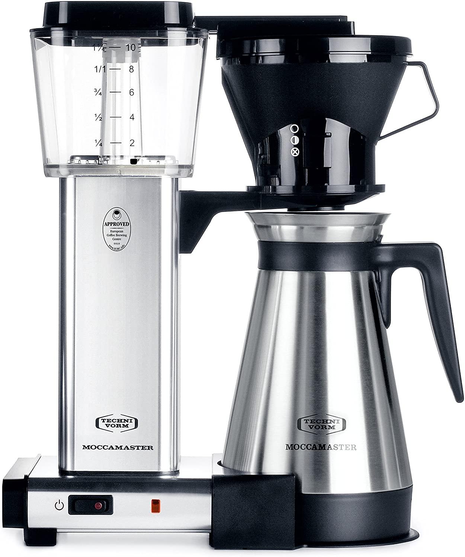 Technivorm KBT Plastic-free Coffee Brewer