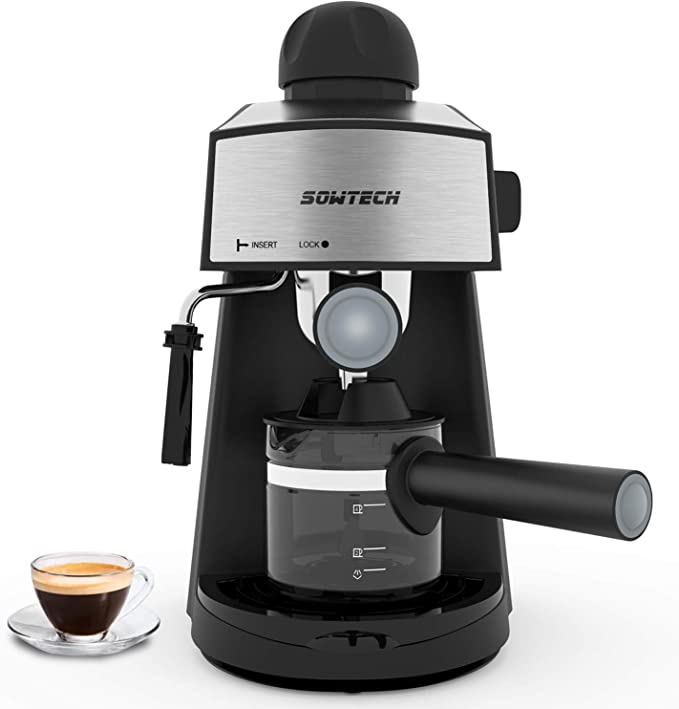 Sowtech Espresso Machine Review