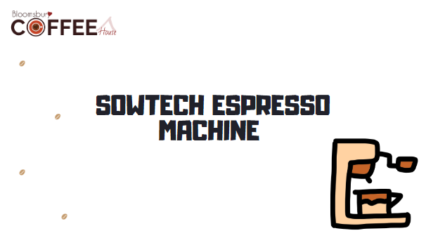 Sowtech Espresso Machine Reviews: Latte Coffee Maker (with Milk Frother)